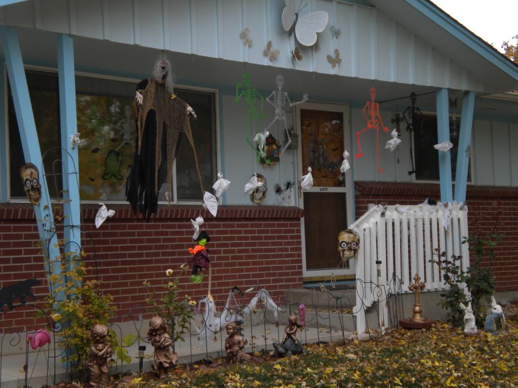 Halloween variety