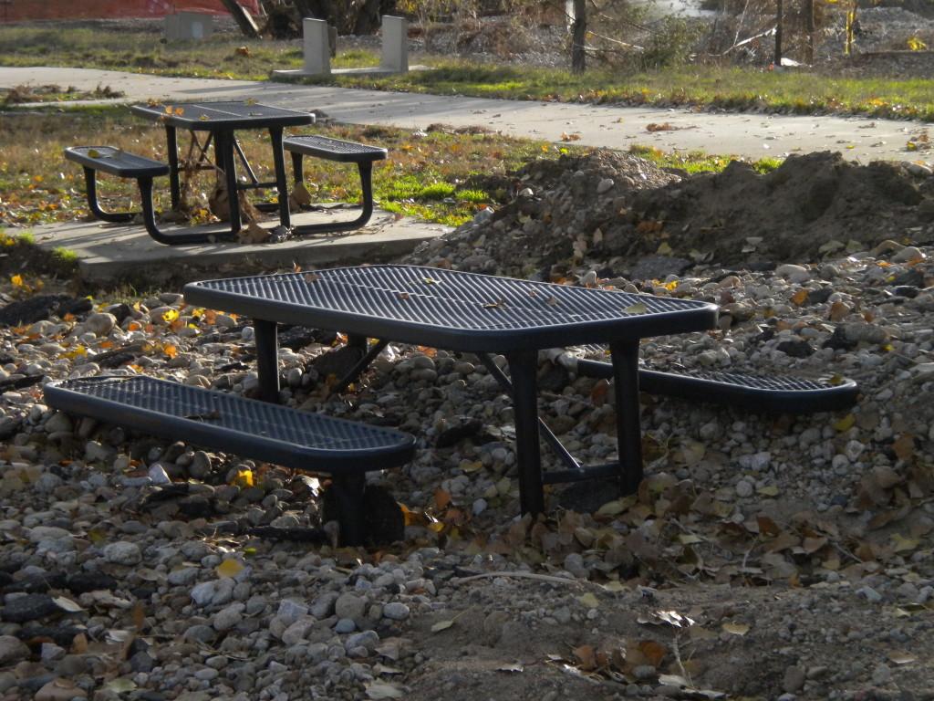 rocky picnic area