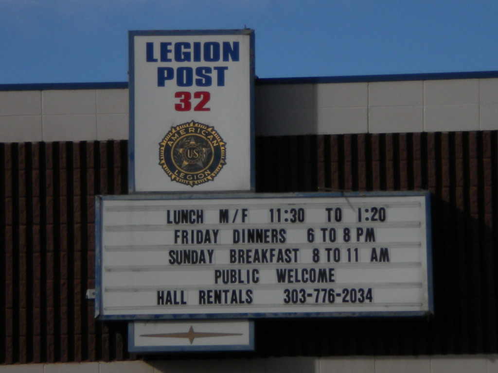 Legion Post 32