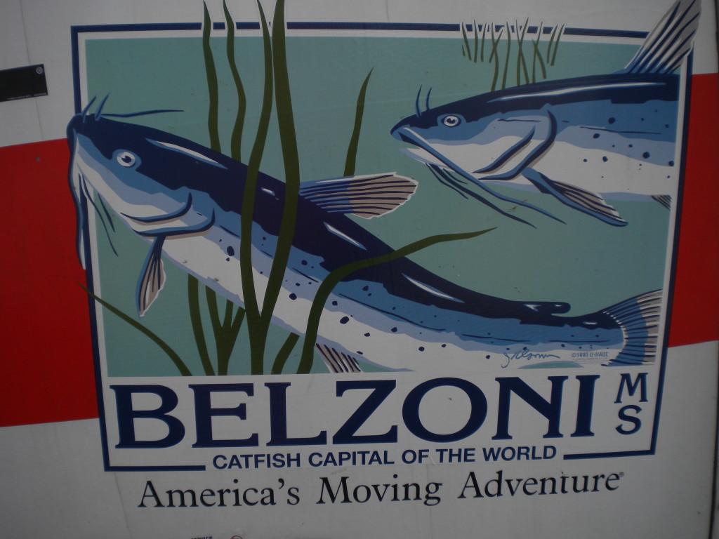 Belzoni, Mississippi  -- Catfish Capital