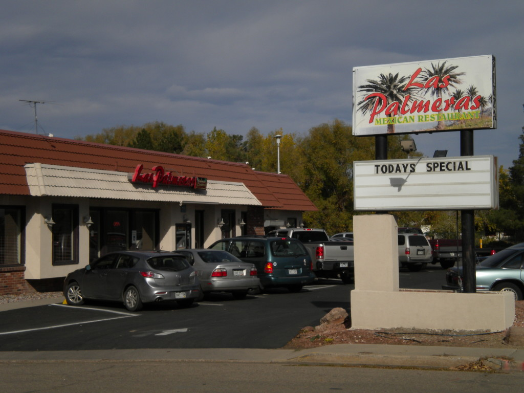 Las Palmeras (used to be Woody's --- best trivia in town!)