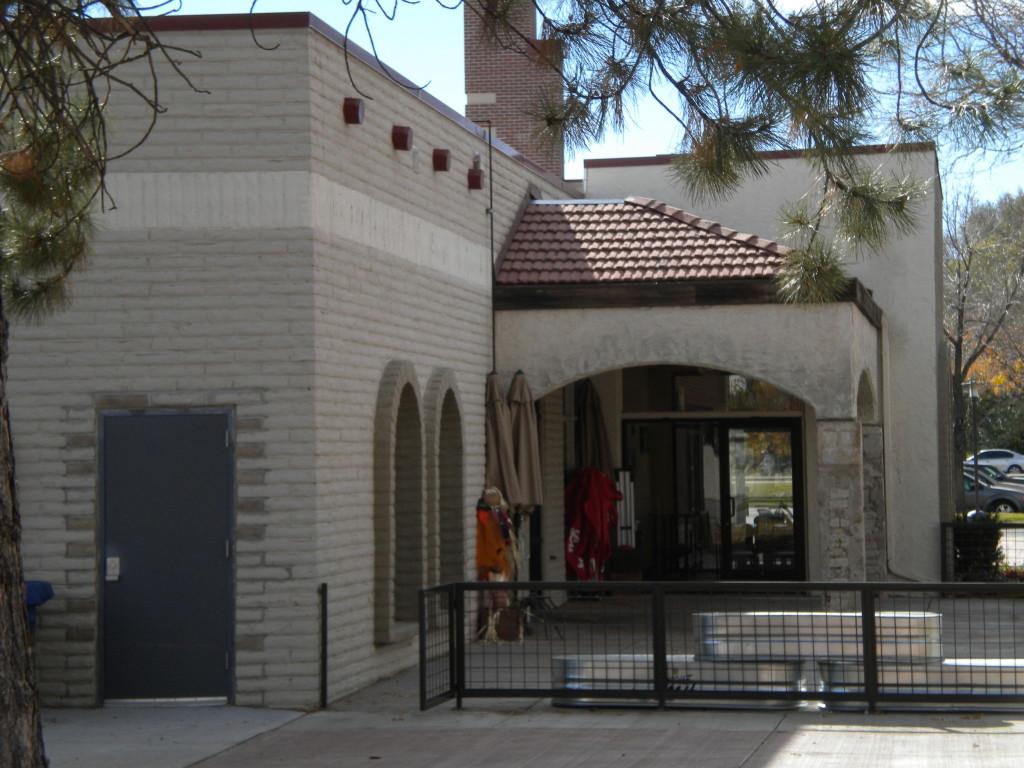 formerly Armadillo's restaurant