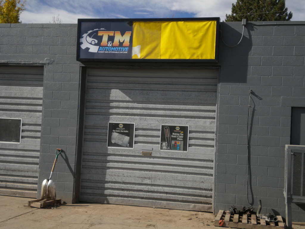 T & M Automotive up and running again