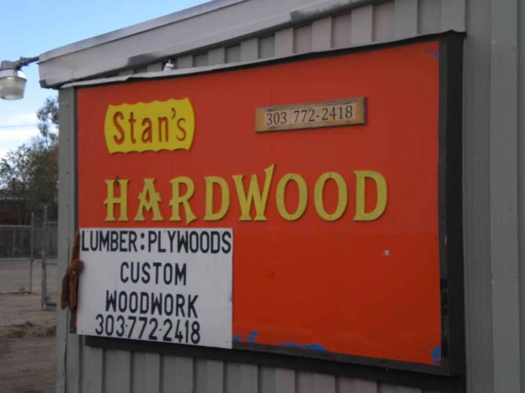 Stan's Hardwood