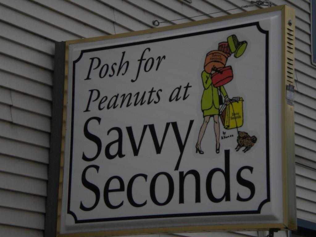 Savvy Seconds