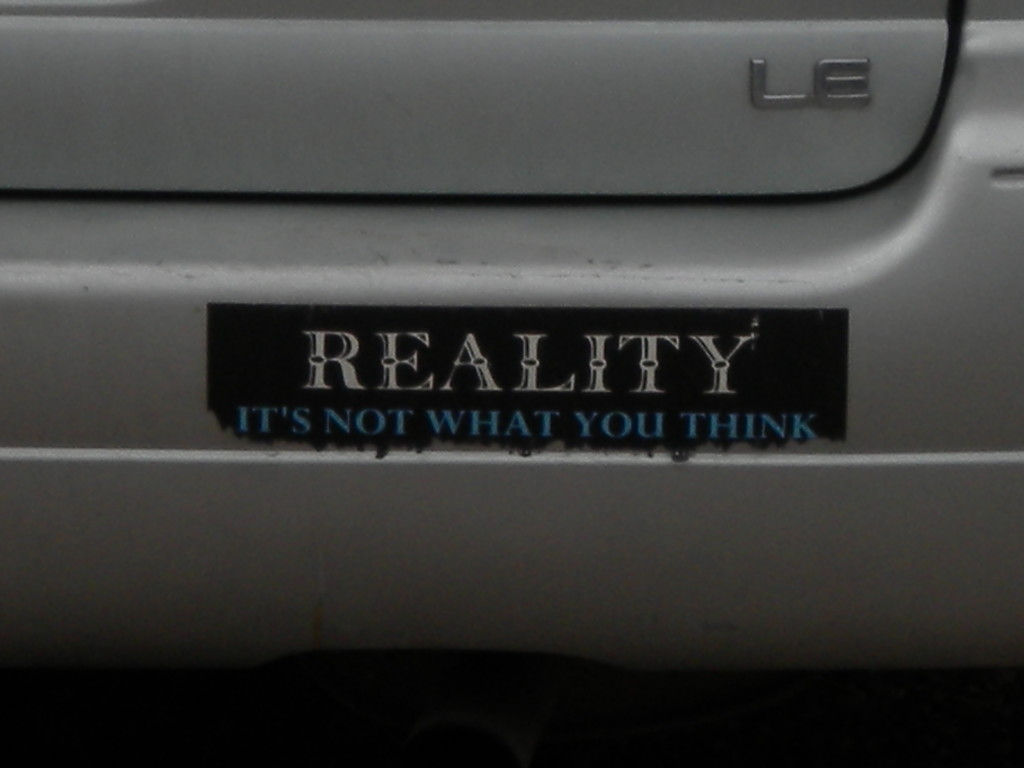 Bumper sticker of the Day (with double meaning)