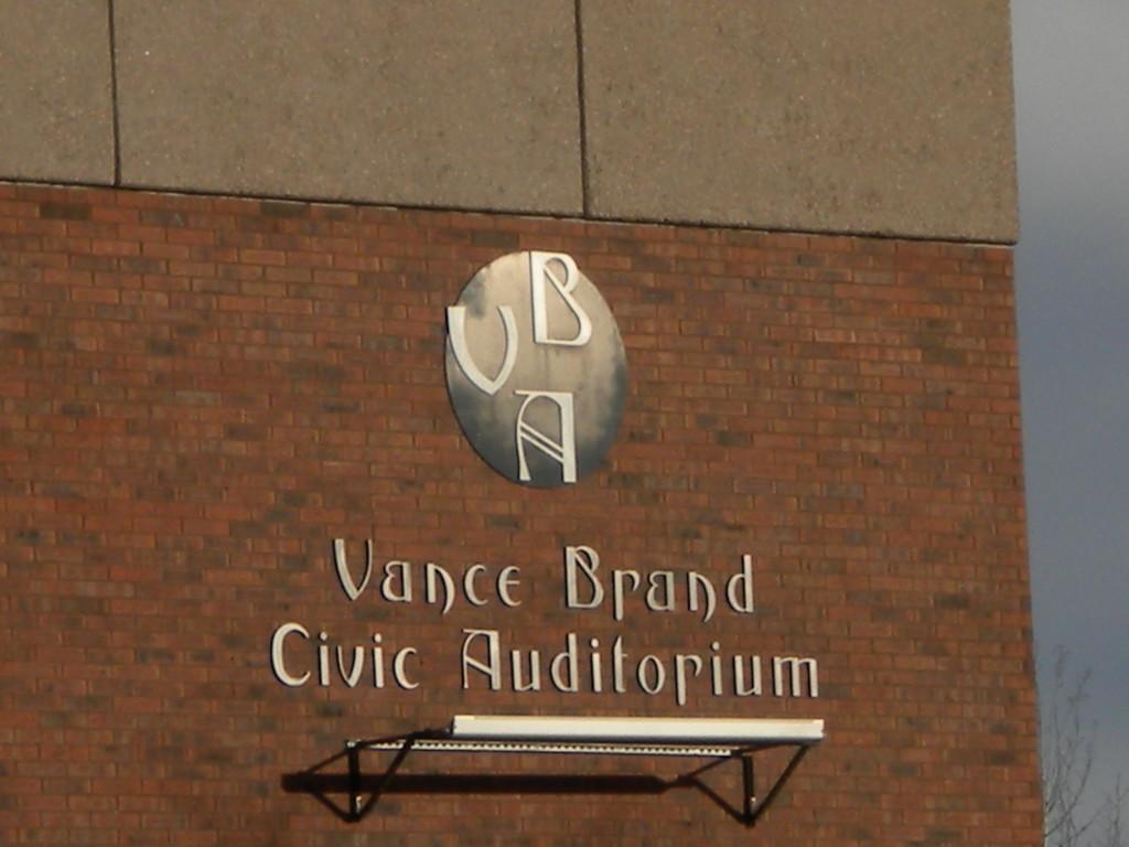 Vance Brand auditorium