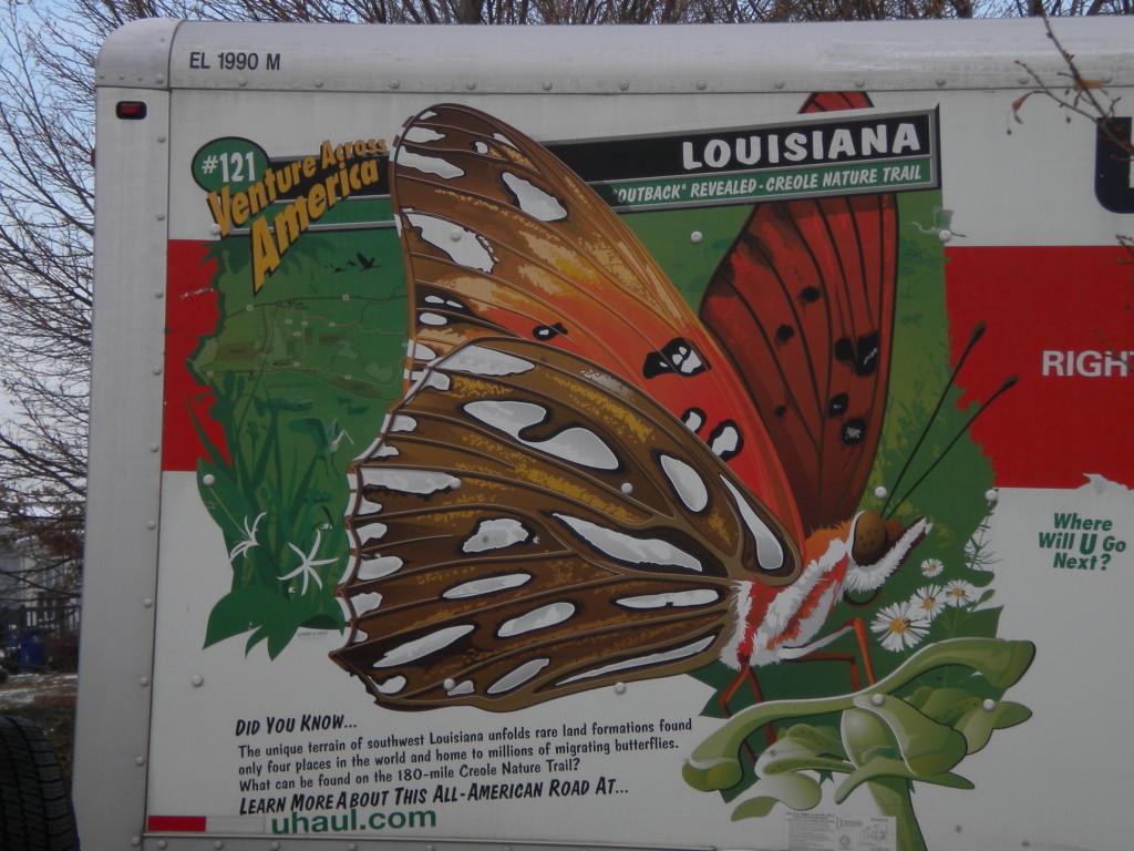 Louisiana U-Haul