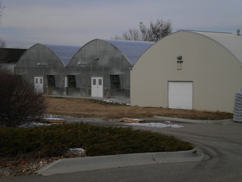 Greenhouses?