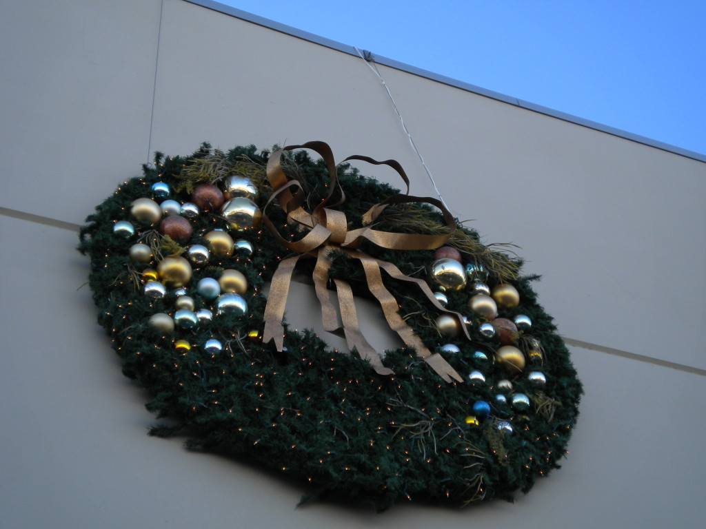 A LARGE Wreath