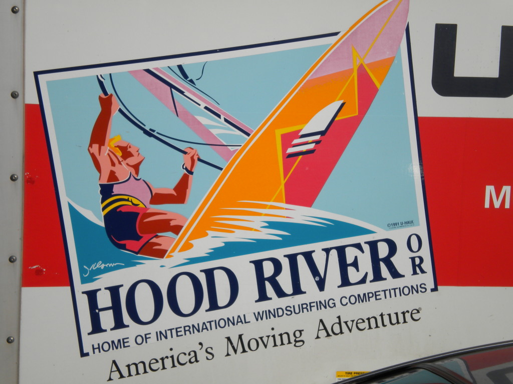 Hood River, Oregon, U-haul
