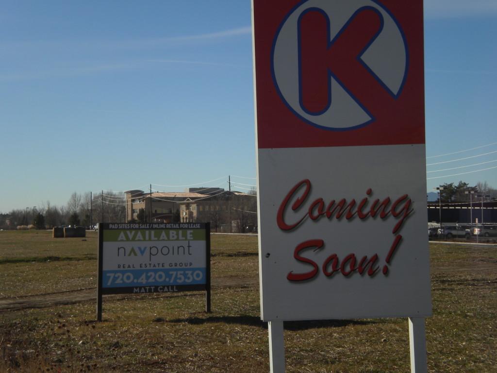 Circle K coming soon?