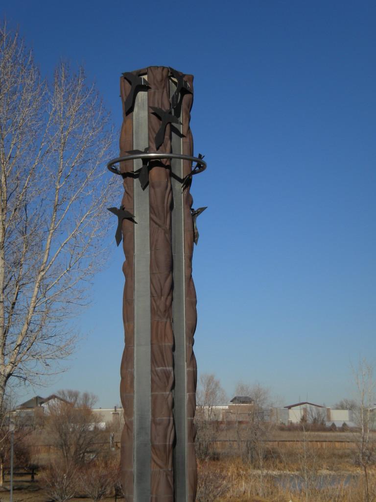 Art obelisk