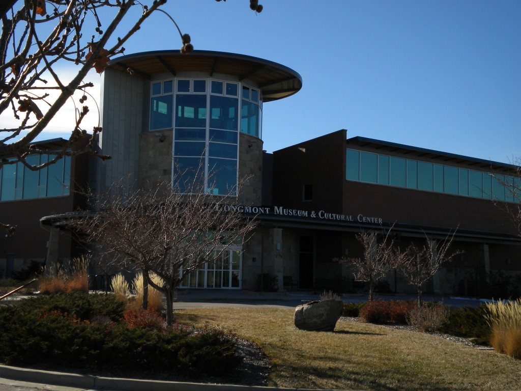 Longmont Museum (thanks to Vance Brand, actual moon rock on display!)