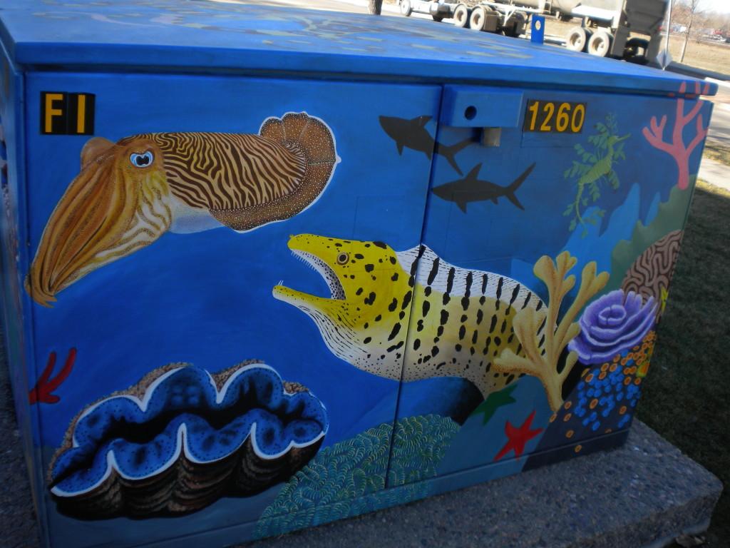 Aquatic Electrical Box # 4