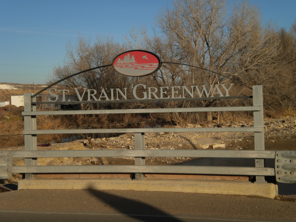 St. Vrain Greenway