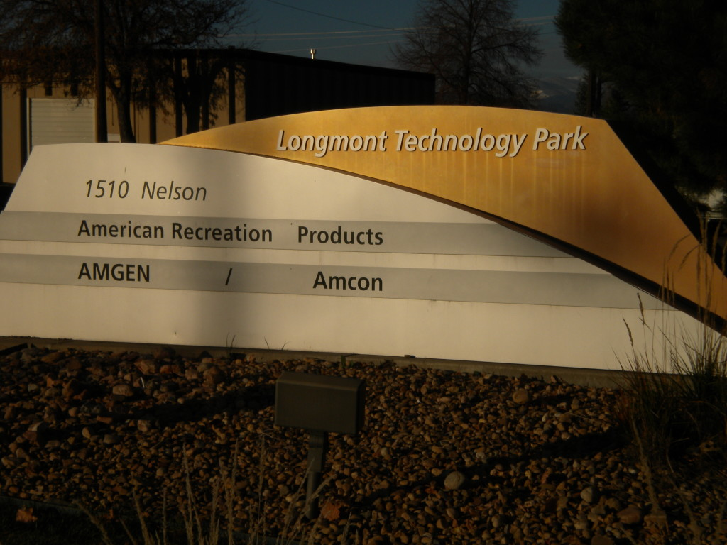 Longmont Technology Park # 1