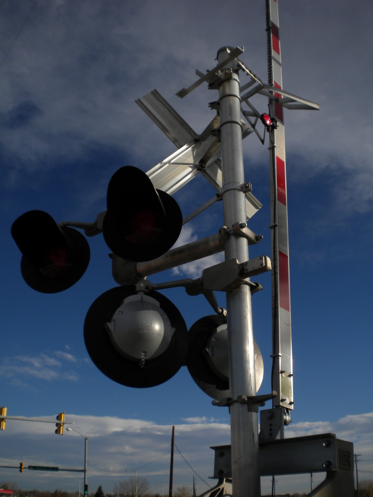 Railroad signals