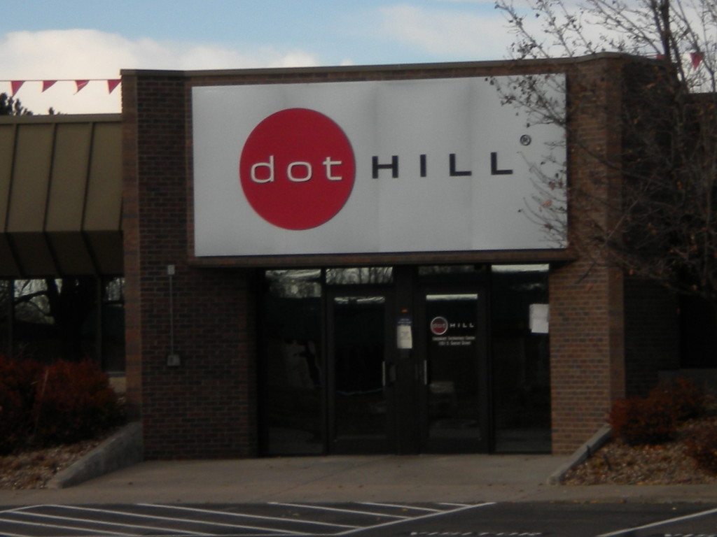 Dot Hill (high tech?)