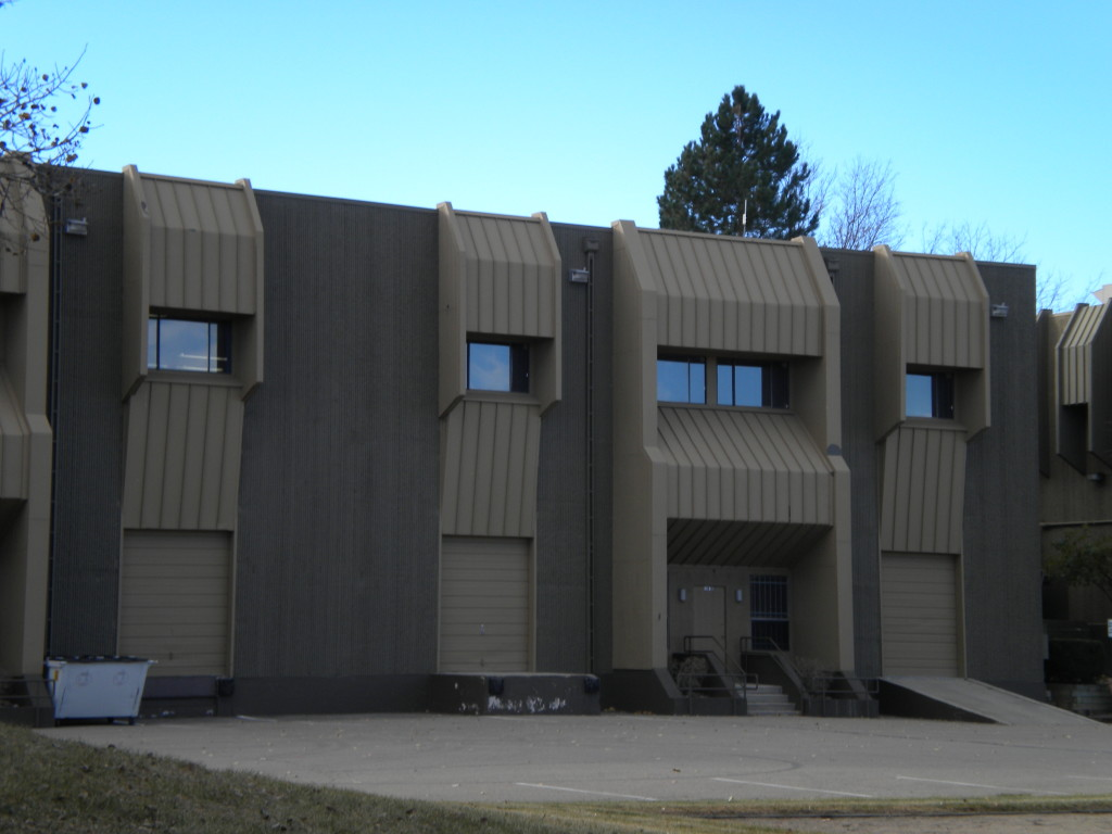 Pratt building # 1