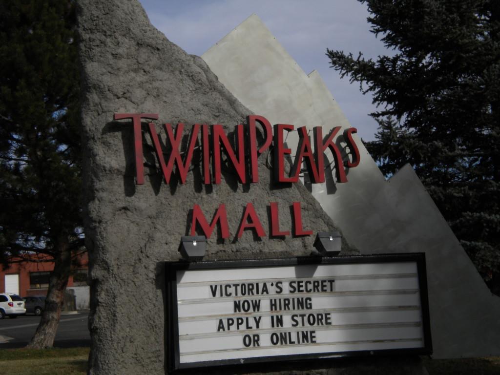 Twin Peaks mall