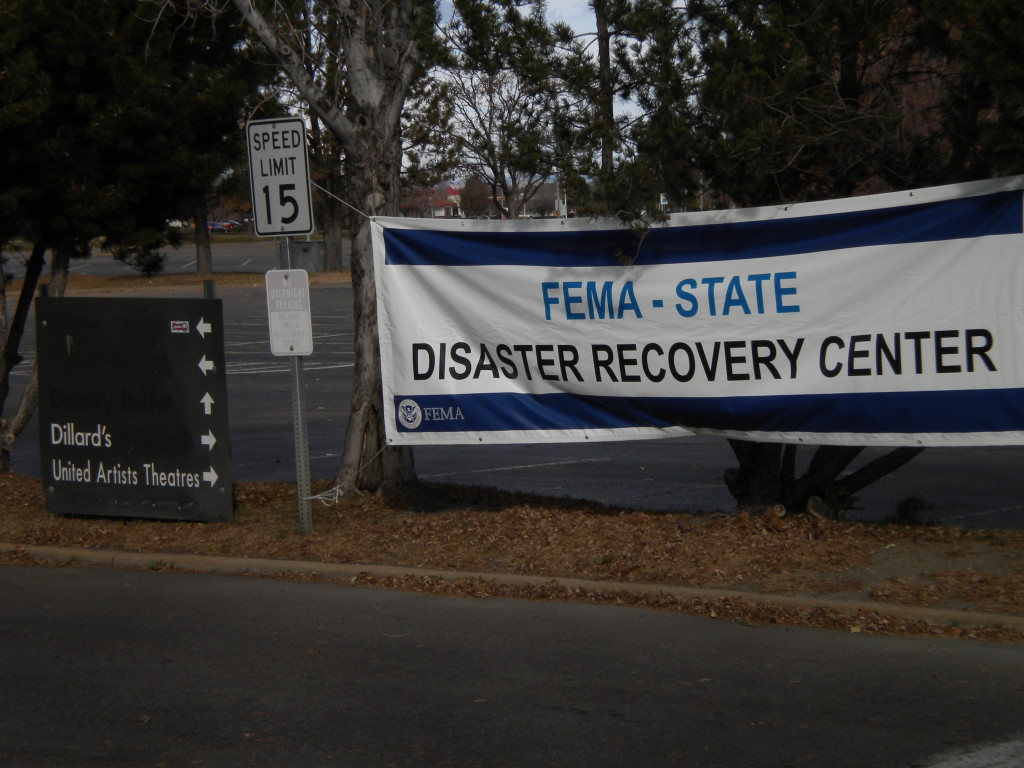 FEMA flood location